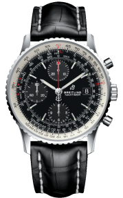 Breitling Navitimer Chronograph 41 Steel - Black A13324121B1P1