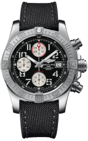 Breitling Avenger II Steel - Volcano Black A1338111/BC33/109W/A20BA.1