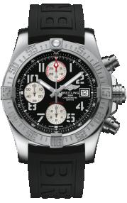 Breitling Avenger II Steel - Volcano Black A13381111B2S2