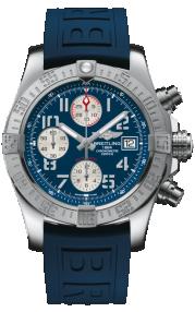 Breitling Avenger II Steel - Mariner Blue A13381111C1S1