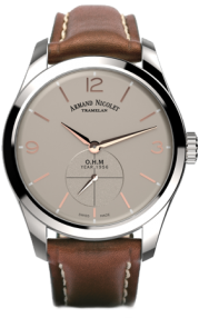 Armand Nicolet LB6 Small Seconds A134AAA-GS-P140MR2