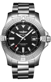 Breitling Avenger Automatic 43 Stainless Steel Black A17318101B1A1