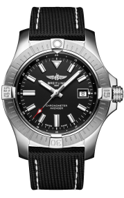Breitling Avenger Automatic 43 Stainless Steel Black A17318101B1X1