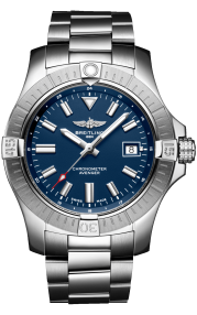 Breitling Avenger Automatic 43 Stainless Steel Blue A17318101C1A1