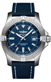 Breitling Avenger Automatic 43 Stainless Steel Blue A17318101C1X2