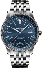 Breitling Navitimer Automatic 41 Stainless Steel Blue A17326161C1A1