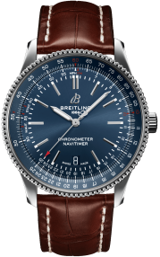 Breitling Navitimer Automatic 41 Stainless Steel Blue A17326161C1P2