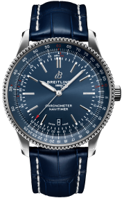 Breitling Navitimer Automatic 41 Stainless Steel Blue A17326161C1P4