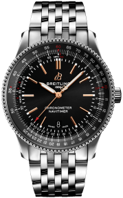 Breitling Navitimer Automatic 41 Stainless Steel Black A17326241B1A1