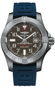 Breitling Avenger II Seawolf Steel - Tungsten Gray A1733110/F563/158S/A20SS.1