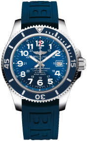 Breitling Superocean II 42 Steel - Mariner Blue A17365D11C1S2
