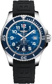 Breitling Superocean II 42 Steel - Mariner Blue A17365D1/C915/150S/A18S.1