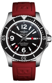 Breitling Superocean Automatic 44 Ironman Limited Edition Steel - Black A17371A11B1S1