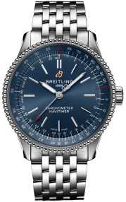 Breitling Navitimer Automatic 35 Steel - Blue A17395161C1A1