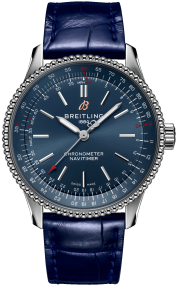 Breitling Navitimer Automatic 35 Steel - Blue A17395161C1P1