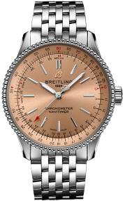 Breitling Navitimer Automatic 35 Steel - Copper A17395201K1A1