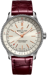 Breitling Navitimer Automatic 35 Steel - Silver A17395F41G1P2