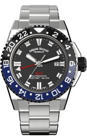 Armand Nicolet JS9-44 GMT A486AGN-NR-MA4480AA