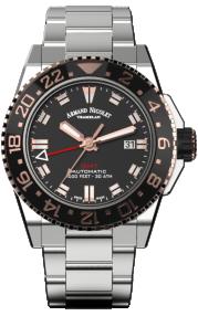 Armand Nicolet JS9-44 GMT A486ASN-NS-MA4480AA