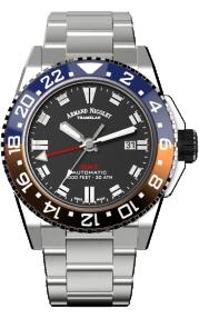 Armand Nicolet JS9-44 GMT A486BGN-NR-MA4480AA
