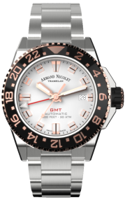 Armand Nicolet JS9-41 GMT A487ASN-AS-MA2481AA