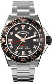 Armand Nicolet JS9-41 GMT A487ASN-NS-MA2481AA