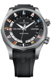 Corum Admiral Legend 47 Worldtimer A637/02744 – 637.101.04/F371 AN02