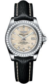 Breitling Galactic 32 Sleek Steel - Mother-Of-Pearl A7133053/A800/208X/A14BA.1
