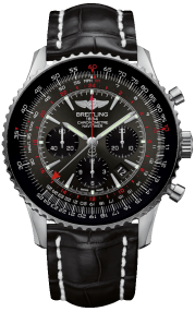 Breitling Navitimer B04 Chronograph GMT 48 Steel (Limited) - Stratos Gray AB04413A/F573/760P/A20BA.1