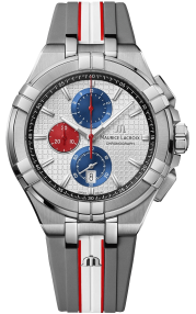 Maurice Lacroix Aikon Chronograph Quartz LE Mahindra Racing AI1018-TT031-130-2