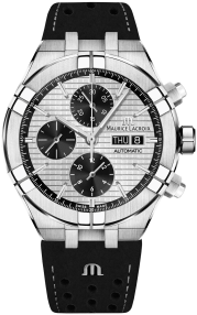 Maurice Lacroix Aikon Automatic Chronograph 44mm AI6038-SS001-132-1