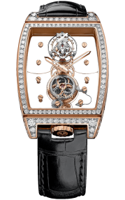 Corum Golden Bridge Tourbillon Panoramique B100/01506 – 100.161.85/0F01 0000