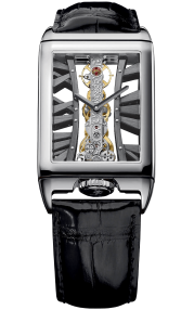 Corum Golden Bridge Rectangle B113/03727