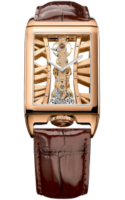 Corum Golden Bridge Rectangle B113/03730
