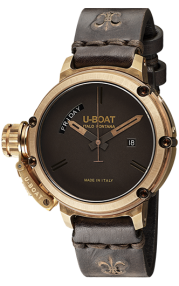 U-BOAT Chimera 46 Day Date Bronze 7538