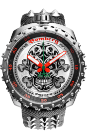 Bomberg Bolt-68 Grey Nails Badass 45mm Limited Edition BS45ASS.039-4.3