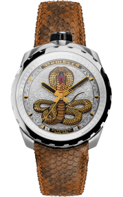 Bomberg Bolt-68 Cobra Steel 45mm Limited Edition BS45ASS.043-2.3