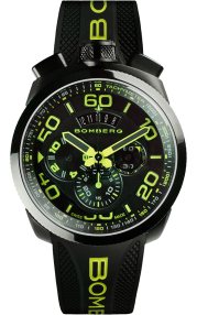 Bomberg Bolt-68 Neon Green 45mm BS45CHPBA.028.3