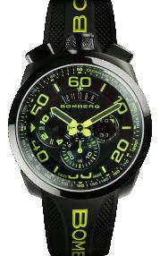 Bomberg Bolt-68 Neon Green 45mm BS45CHPBA.028.3
