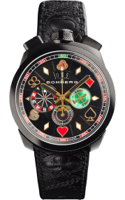Bomberg Bolt-68 Gambler Macao Edition 45mm Limited Edition BS45CHPBA.033.3