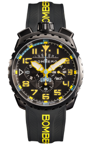Bomberg Bolt-68 Neon V2 Yellow 45mm BS45CHPBA.050-9.3