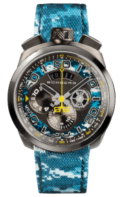 Bomberg Bolt-68 Camo Blue Pacific 45mm BS45CHPGM.035.3