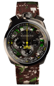 Bomberg Bolt-68 Camo Khaki 45mm BS45CHPGM.038.3