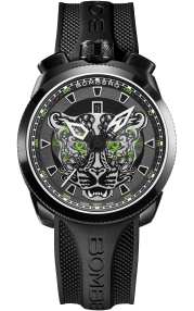 Bomberg Bolt-68 Jaguar Green & Black Special Edition BS45CHPGM.JAG-1.3