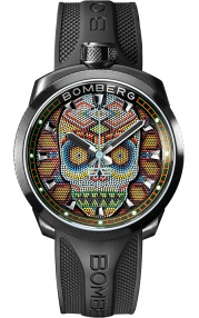 Bomberg Bolt-68 Skull Pearl 45mm Colorful BS45H3PBA.SKP-1.3