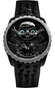 Bomberg Bolt-68 Skull Rider Grey 47mm BS47APBA.056-3.3