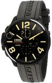 U-BOAT Capsoil Chrono DLC 8109/A