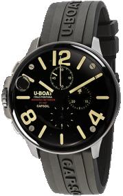 U-BOAT Capsoil Chrono SS 8111/A