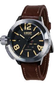 U-BOAT Classico 45 Tungsteno Movelock 8070
