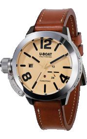 U-BOAT Classico 45 Tungsteno Movelock 8071